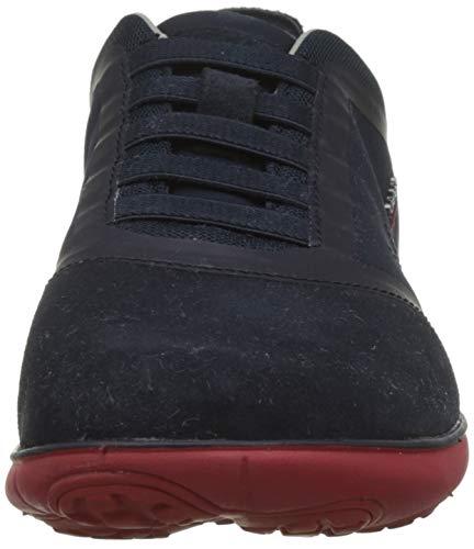 B Azul Zapatillas 46 Eu Hombre C4072 Royal U Nebula dk Geox Para q67EBwxC