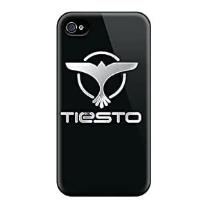 Shock Absorbent Hard Phone Covers For Iphone 6plus (kZw21335lozl) Allow Personal Design Stylish Tiesto Pictures