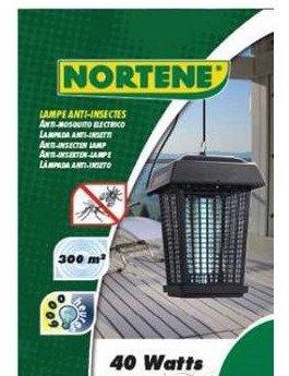 Lampe Nortene AntiMoustique 40w: Amazon.fr: Cuisine & Maison
