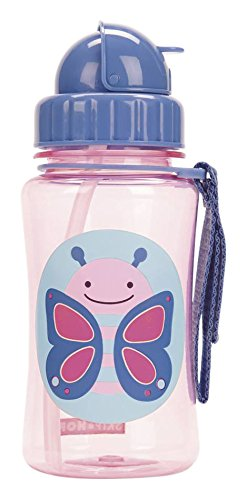 Blossom Seals (Skip Hop Zoo Straw Bottle, Holds 12 oz, Blossom Butterfly)
