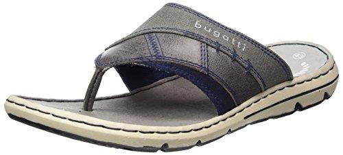 Bugatti Herren 321473816950 Zehentrenner Grau (Grey)