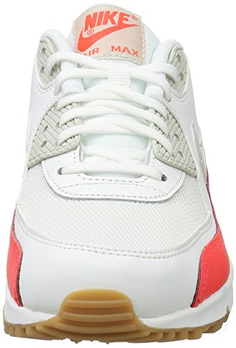White Donna Air da Light Essential Criimson s Nike 90 Summit Running Max bright Wmns Bianco Brown Scarpe Uq58P