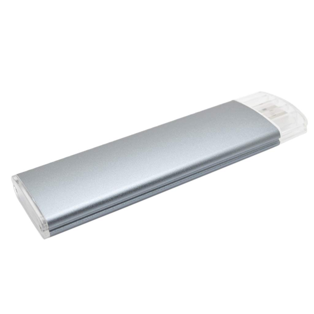 MagiDeal M.2 NGFF SSD(SATA) TO USB 3.0 External Enclosure Storage Case Adapter B-Key