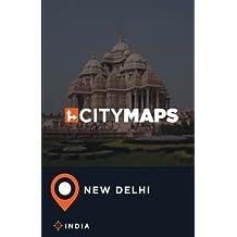 City Maps New Delhi India