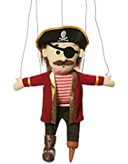 Silly Pirate Marionette
