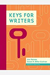 Keys for Writers (with 2016 MLA Update Card) Spiral-bound
