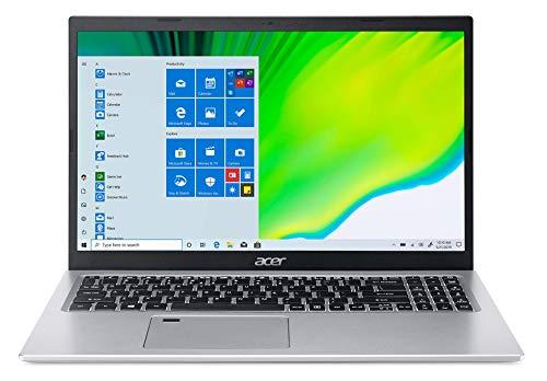 Acer Aspire 5 A515-56-73AP, 15.6″ Full HD IPS Display, 11th Gen Intel Core i7-1165G7, Intel Iris Xe Graphics, 16GB DDR4, 512GB NVMe SSD, WiFi 6, Fingerprint Reader, Backlit Keyboard