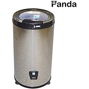 Panda 3200 rpm Portable Spin Dryer 110V/22lbs Stainless Steel