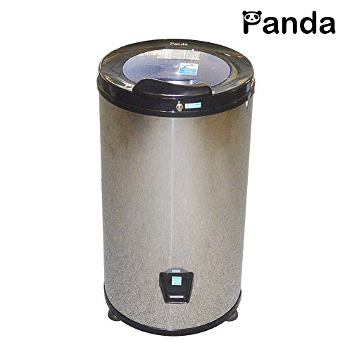 Price comparison product image Panda 3200 rpm Stainless Steel Portable Spin Dryer 110V/22lbs