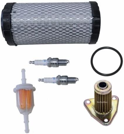 Tune Up Kit Cabin Air Oil Filters Spark Plugs for Honda Odyssey 2005-2009