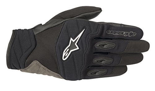 - Shore Motorcycle Street Riding Glove (XL, Black)