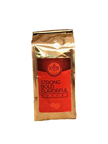 eans for the Best Flavor - KickinJava FireSide Blend Organic USDA Certified Coffee - Whole Bean 1lb - Delicious Smooth as Silk! (Bean Silk)