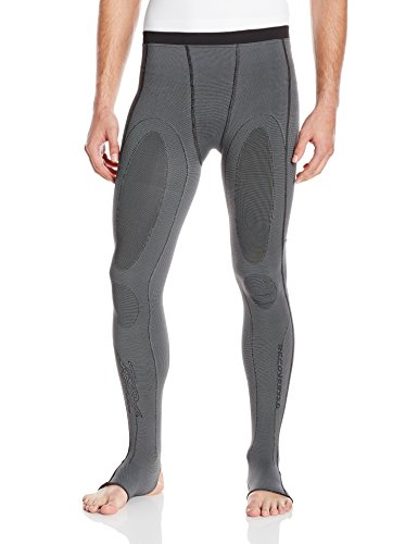 ZOOT SPORTS Men's Ultra Recovery 2.0 CRx Tight, Graphite/Black, - Gomez Bike Javier