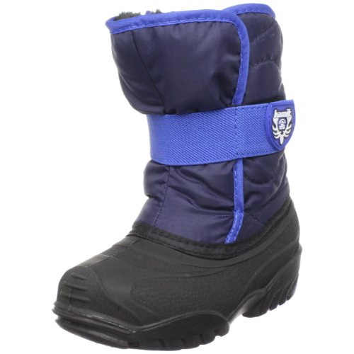 Kamik Snowbug 2 Cold Weather Boot (Toddler),Navy,7 M US Toddler by Kamik