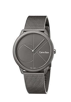 Calvin Klein Minimal Steel Milanese Men's Watch