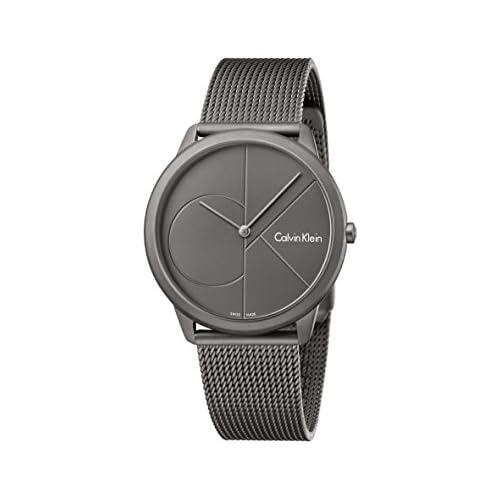 chollos oferta descuentos barato Reloj Calvin Klein Hombre K3M517P4