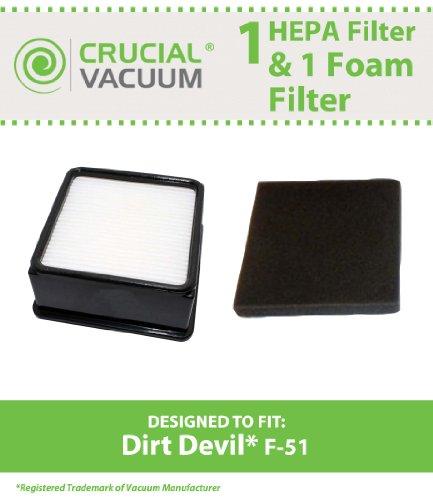 dirt devil f51 - 1