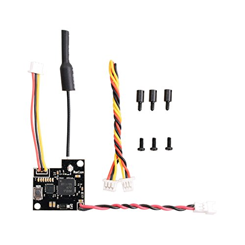 RunCam FPV Transmitter 5.8Ghz 3.5-5.5v 48CH 25mW for Mini FPV Racing Drone