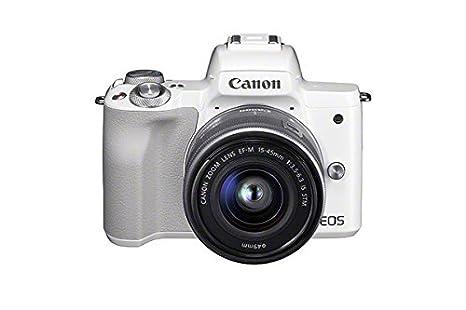 Canon EOS M50 - Cámara compacta: Amazon.es: Electrónica