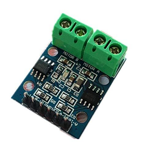 1PCS H-bridge Stepper Motor Dual DC Motor Driver Controller Board L9110S NEW