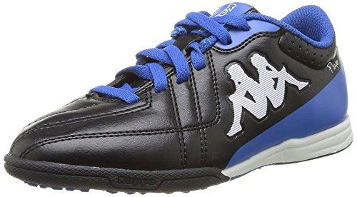 Kappa Soccer Player Tg - Zapatillas de deporte exterior Niños Noir (914 Black)