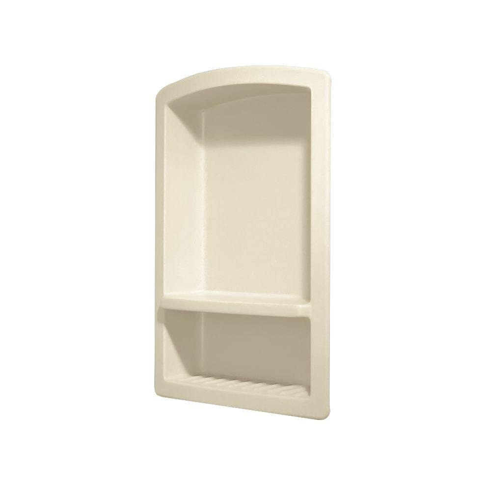 Swan RS02215.010 4.3125-in L x 15-in W x 22-in H Solid Surface ...