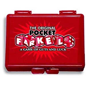 Original Pocket Farkel Flat Pack - Red