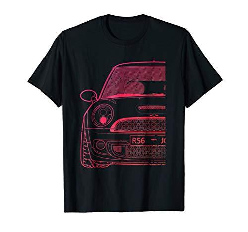 56R Series Magenta Roughed Hatch Tshirt ()