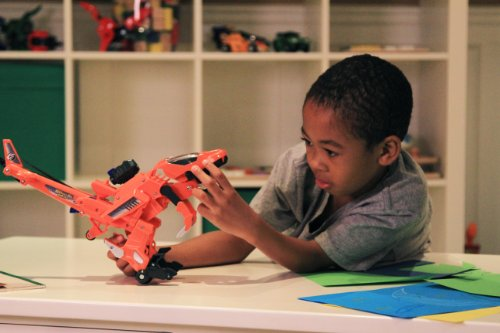VTech Switch & Go Dinos Blister The Velociraptor Dinosaur