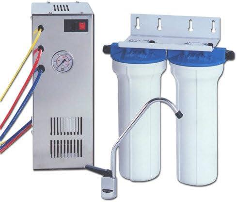 Aquapointitalia Purificador de Agua Doméstica Ecopur Si 500 V: Amazon.es: Hogar