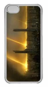 iPhone 5C Case, Personalized Custom Eve Online for iPhone 5C PC Clear Case