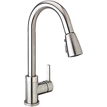 Plumb Pak LOF78CBN Single Handle High Arc, Kitchen Sink