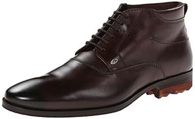 Bacco Bucci Men's Pavano Chukka Boot, Brown, 10 D US