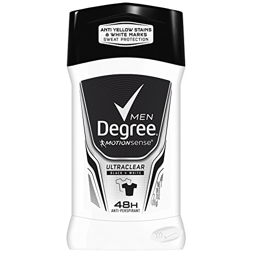Degree Men UltraClear Antiperspirant Black