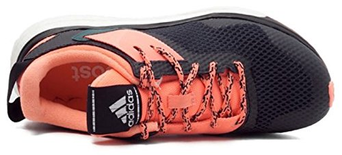 Scarpe Adidas Da Donna Adidas Response 3 Scarpe Da Corsa Blu Ghiaccio / Blu Ghiaccio / Blu Vapore B (m) Us Core Black / Sun Glow / Tech Green
