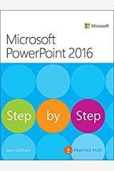 Microsoft PowerPoint 2016 Step by Step Kindle Edition