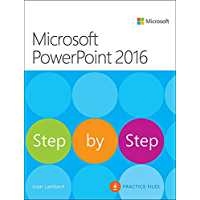 Microsoft PowerPoint 2016 Step by Step: MS PowerP 2016 Step by _p1