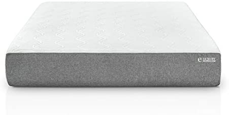 Gel Memory Foam 10 inch Mattress Made