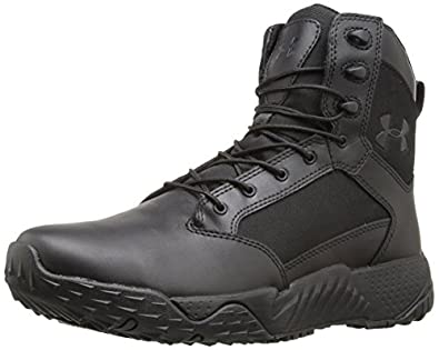 Amazon Com Under Armour Men S Stellar Tactical Boots