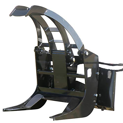 Titan 29 Log Grapple Attachment for Skid Steers