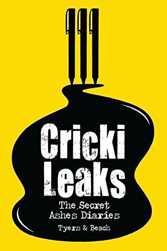 Download Crickileaks: The Secret Ashes Diaries pdf epub