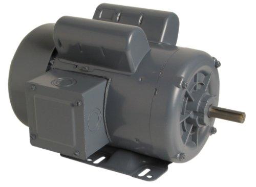 Century B697 Cap Start Rigid, 56H Frame, 2-HP, 3450-RPM, ...
