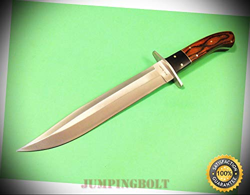 Ridge Runner RR466 MONTANA TOOTHPICK Bowie full tang knife 13 5/8'' overall - Knife for Bushcraft EMT EDC Camping Hunting