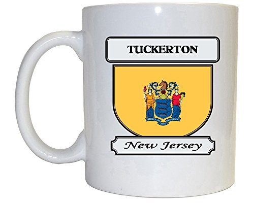 Tuckerton, New Jersey (NJ) City Mug