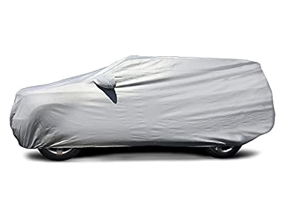 CarsCover Custom Fit 2011-2018 Ford Explorer SUV Car Cover Heavy Duty All Weatherproof Ultrashield Covers