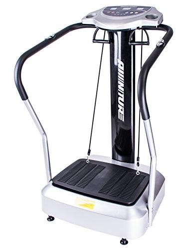 vibration platform fitness machine