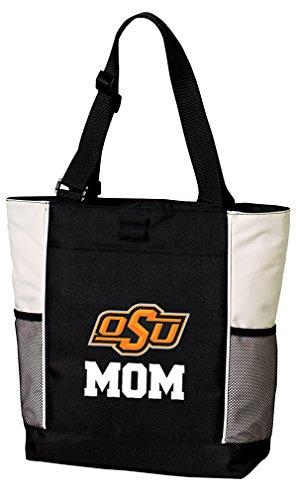 Oklahoma State Tote Bag - Broad Bay OSU Cowboys Mom Tote Bags Oklahoma State Mom Totes Beach Pool Or Travel
