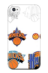 new york knicks basketball nba NBA Sports & Colleges colorful iPhone 4/4s cases 4645280K246694381