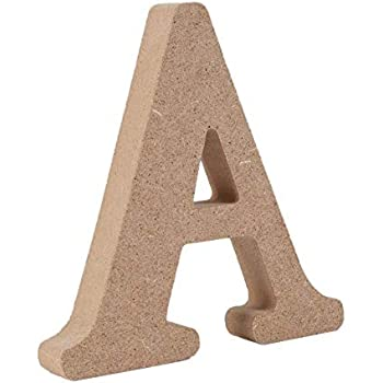 Amazon.com: Decorative Wood Letters,Andision Hanging Wall 26