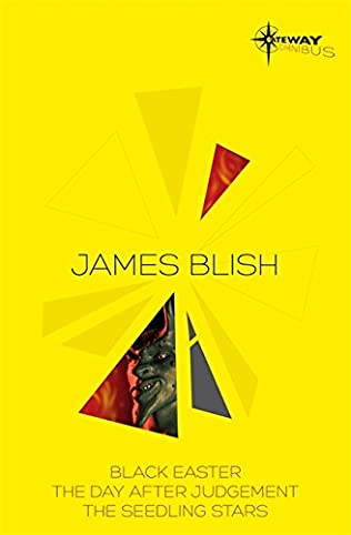 book cover of James Blish SF Gateway Omnibus